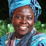 Wangari Muta Maathai (1940 – 2011)