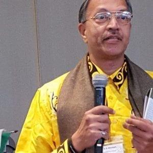 AK Merchant, Temple of Understanding - India, 2018