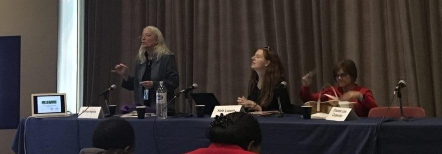 Grove Harris, Kate Lappin, Chantal Line Carpentier