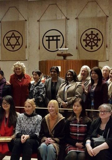 Interfaith Service of Remembrance, CSW61