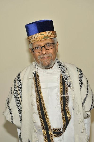 Dr. Ephraim Isaac