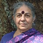 Vandana Shiva to speak on World Food Emergency at TOU