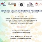 Dr. Vandana Shiva to speak at TOU India Foundation Anniversary Conference