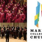The Marble Choir and Marble Community Gospel Choir at FORUM2021